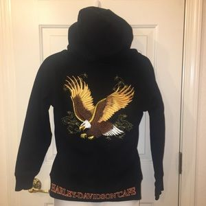Harley Davidson Las Vegas Embroidered jacket